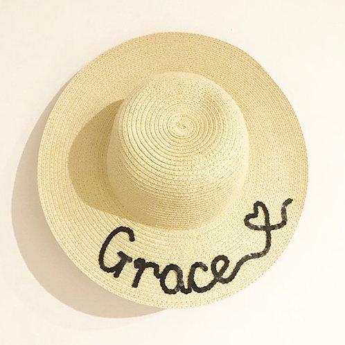 Bespoke children's hat