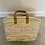 Thumbnail: Bespoke children's basket (leather handle)