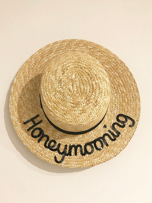 Bespoke Boater Hat