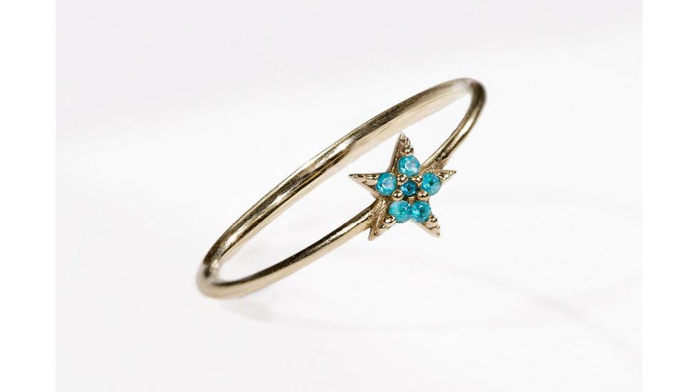 WISDOM STAR DIAMOND RING
