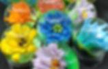 George Pavliscak Flower Marbles
