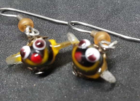 Bee Earrings 1