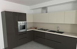 progetto di cucina VALCUCINE mod. artema
