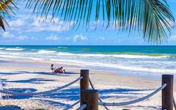 Resort Tororomba pé na areia