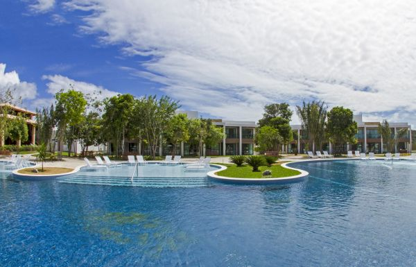 Único Resort do Litoral Sul de AL.
