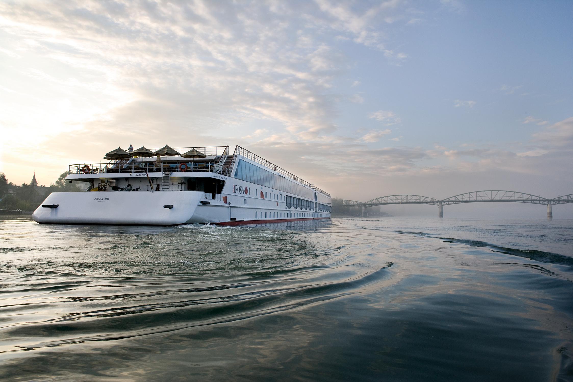 Navegando em águas doces na Europa