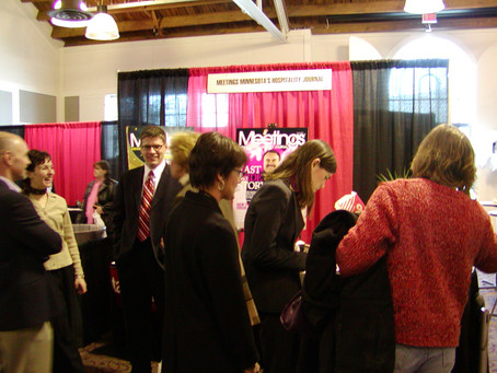 What types of Event Planners attend and shop the EVENT Planners+Suppliers EXPO?
