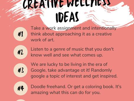 Practice Creative Wellness