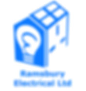 Ramsbury Electrical Ltd - logo with text