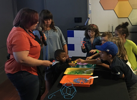 """Putting the """"pop"""" in PopUp SCIENCE"""