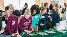 Exploring pathways at Girls STEAM Ahead
