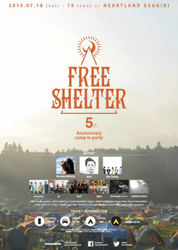 FREE SHELTER 5th