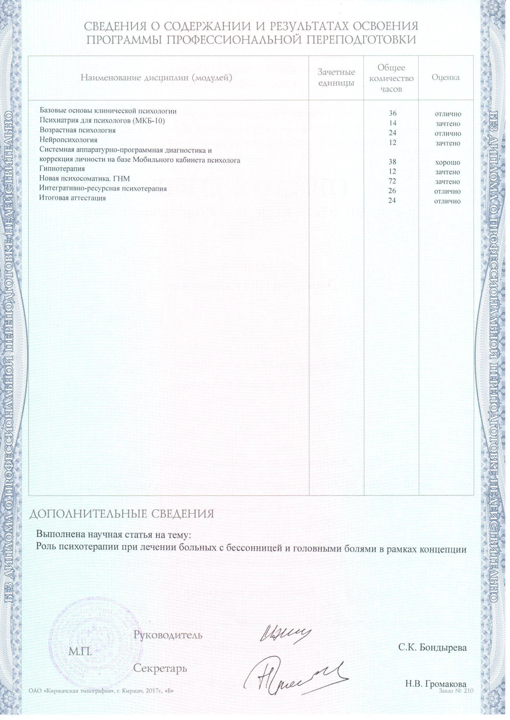 Диплом Лариков МПСУ-3