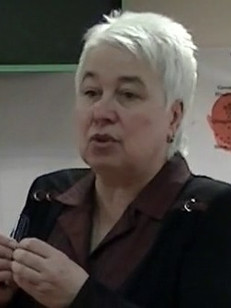 Галина Пономарёва