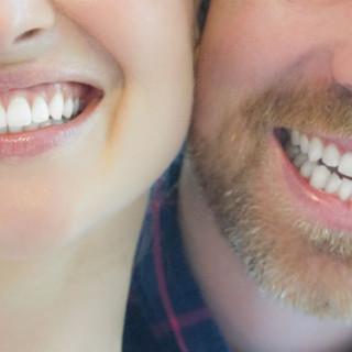 Здоровые зубы красивое лицо