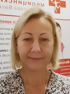 Мошкина Татьяна