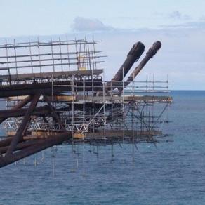 Offshore site surveys - tick