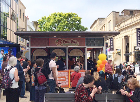 Broadmead Re-opening - A Success!