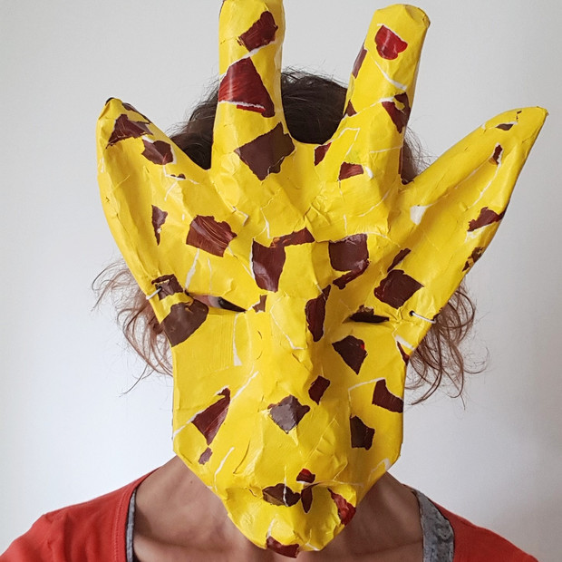 Masque animal