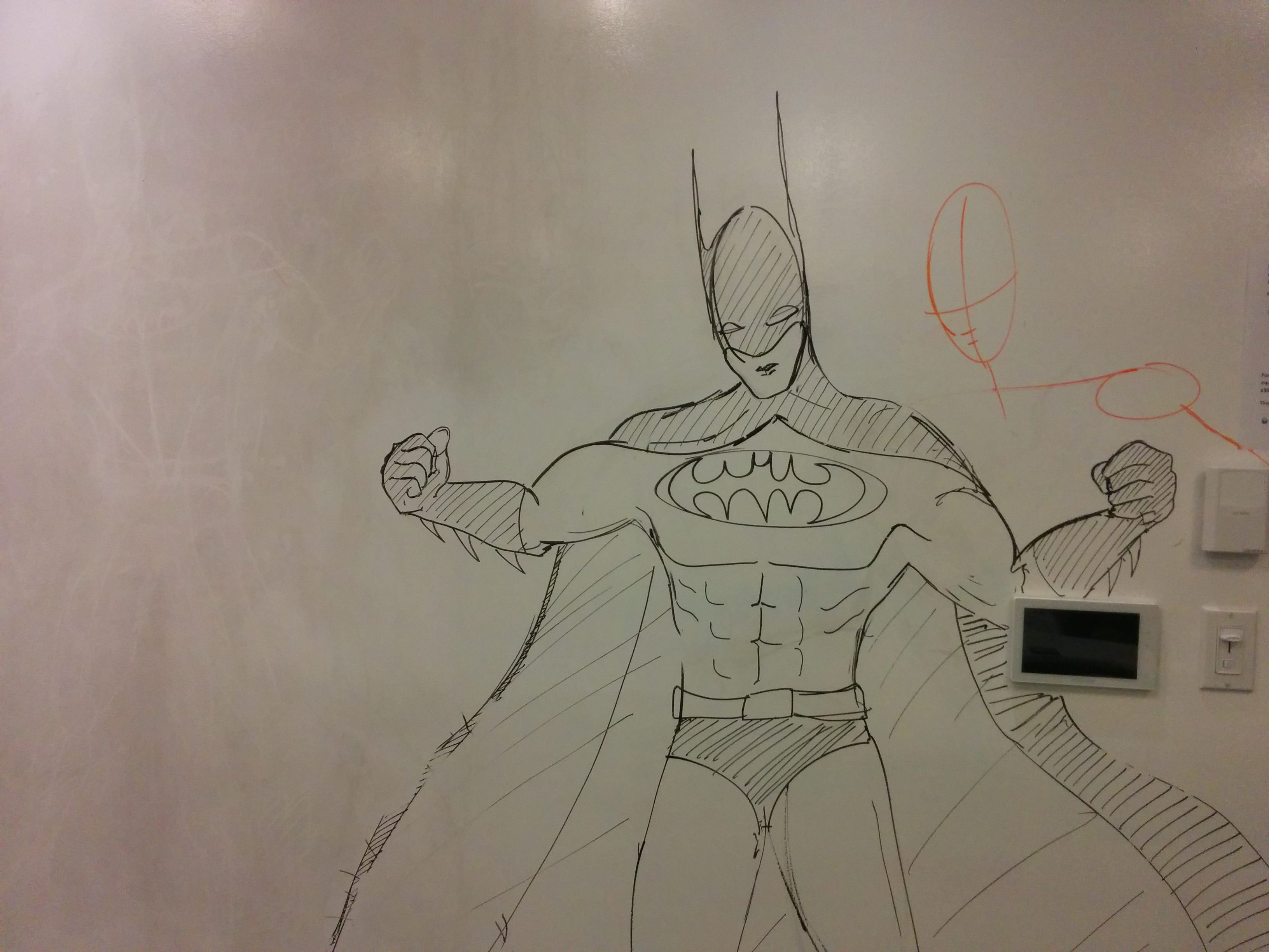 Workshop: How To Draw Superheros