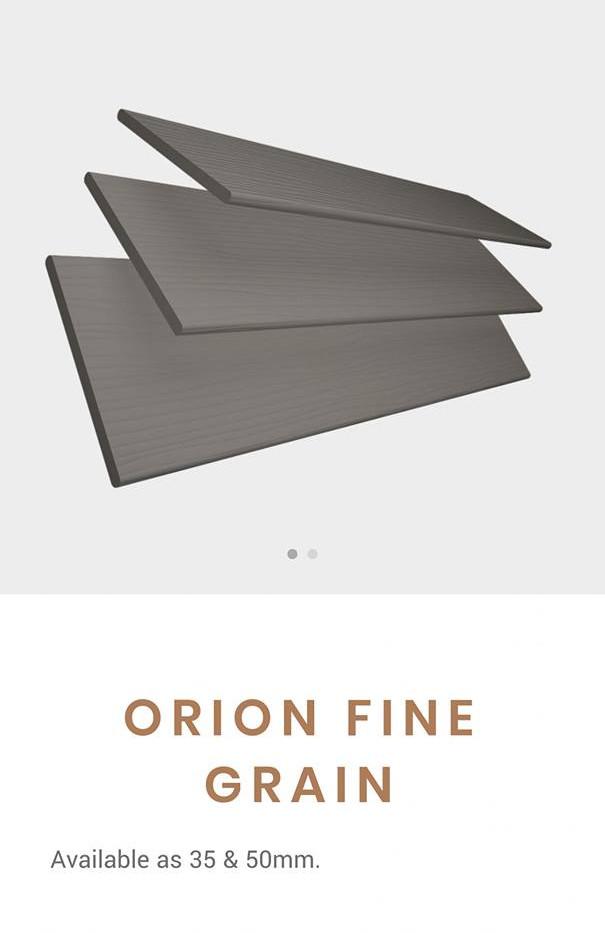Orion Fine Grain
