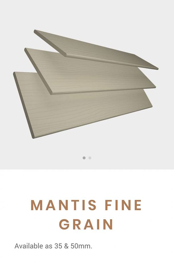 Mantis Fine Grain