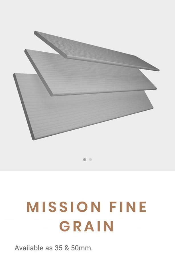 Mission Fine Grain