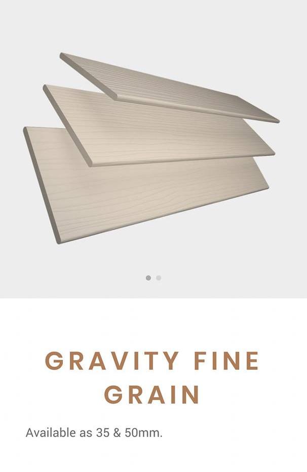 Gravity Fine Grain