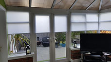 conservatory blind in Dunfermline