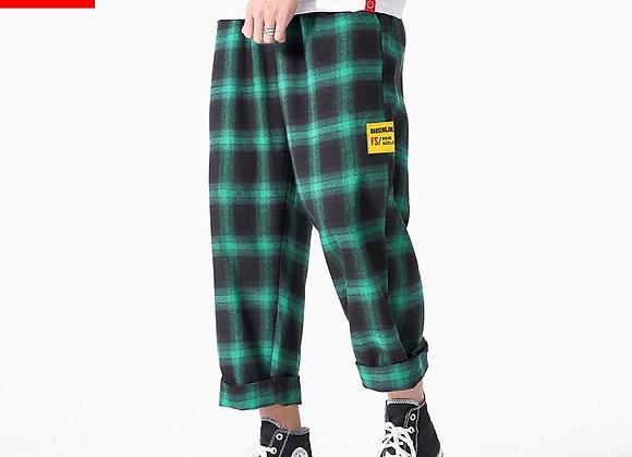 Joggers Black Cotton Comfortable Pants Summer Casual Streetwear