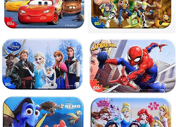 Genuine Marvel Puzzle  Wooden Jigsaw Puzzles