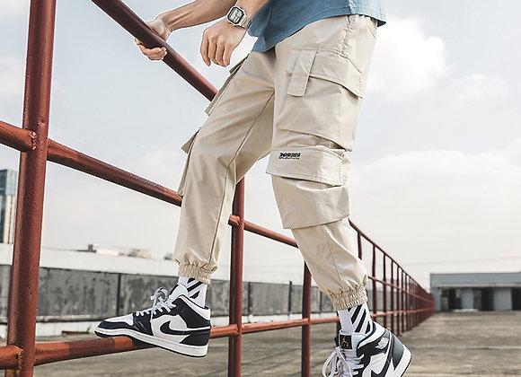 Streetwear Mens Hip Hop Jogging Pants