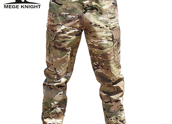 Streetwear Casual Camouflage Joggers