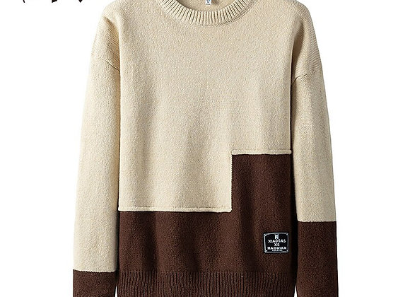 Ipg Men Knitted Pullover Sweaters