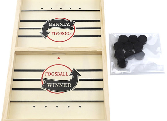 Family Foosball Game Table