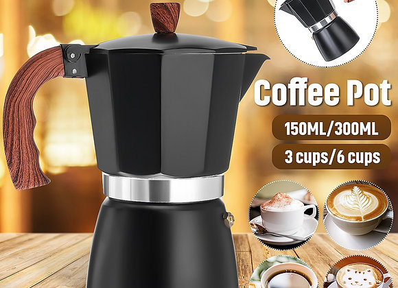 150ml 300ml Coffee Maker