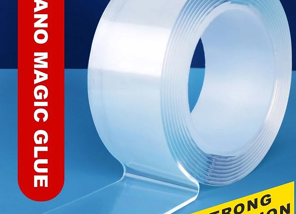 Home Reusable Tape Double Sided Adhesive