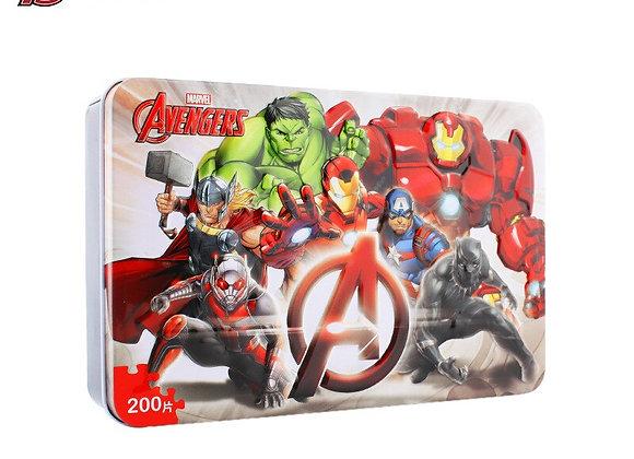 Disney Marvel Spider-Man Avengers Jigsaw Puzzle 60-200 Pieces