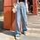 Thumbnail: Woman Jeans High Waist Clothes Wide Leg Denim Clothing
