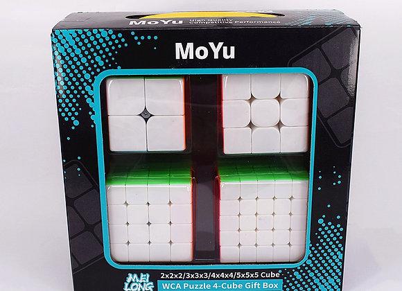 MoYu 2x2x2 3x3x3 4x4x4 5x5x5 Magic Cube