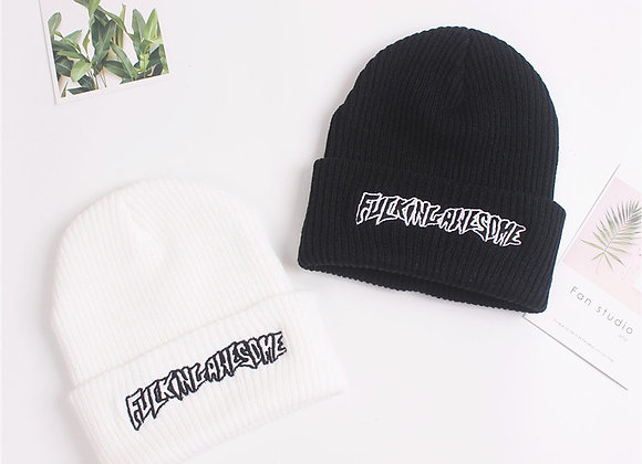 Embroidery Winter Beanies