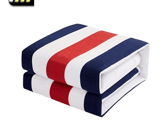 Electric Blanket Thicker Heater Double Body Warmer 150*70 Cm