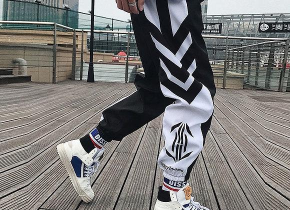 Streetwear Hip Hop Joggers