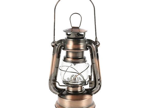 Vintage Lantern Lamp Battery Powered Light LED Table Lamp
