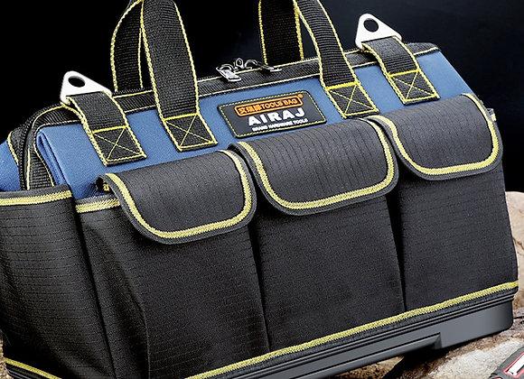 AIRAJ Multi-Function Tool Bag 1680D Oxford Cloth Electrician Bag