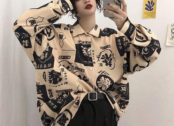 Streetwear Harajuku Shirt Clothing