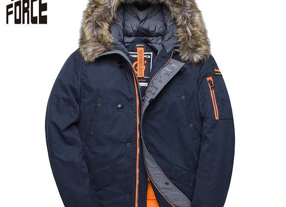 TIGER FORCE Winter Jacket Men