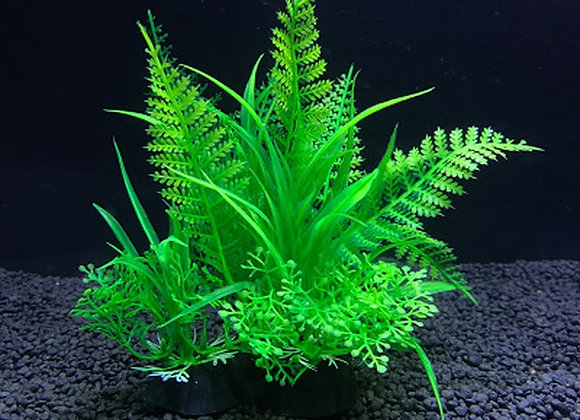 Simulation Artificial Plants Aquarium Decoration
