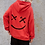 Thumbnail: Hoodies 2019 Winter Hip Hop Print Oversized Sweatshirts