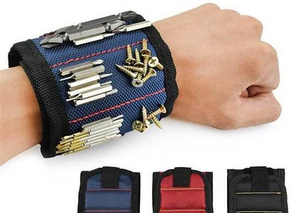 Magnetic Wristband Portable Tool Bag Magnet